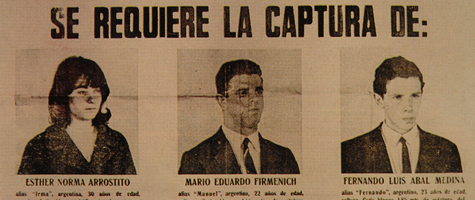 ¿Quiénes mataron a Aramburu y Rucci?