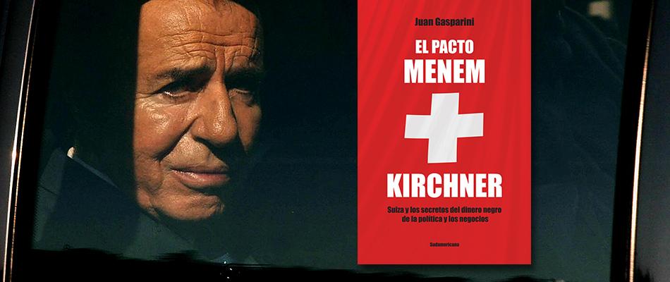 El pacto Menem-Kirchner