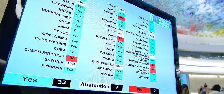 """La ONU condenó a los """"fondos buitre"""" por sus """"efectos negativos"""" para con los DDHH"""