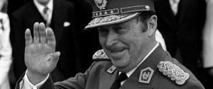 Alfredo Stroessner.