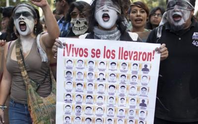 """La ONU pidió a México """"protección"""" para los que denuncian e investigan desapariciones"""