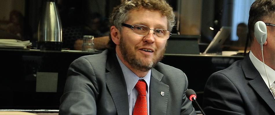 Entrevista con Fabián Salvioli, Presidente del Comité de Derechos Humanos de la ONU
