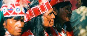 Indigenas Paraguayos. Foto: cantovivo.wordpress.com