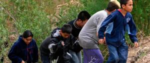 Jóvenes inmigrantes. Foto: vox.com