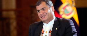 Rafael Correa. Foto: laradiodelsur.com.ve