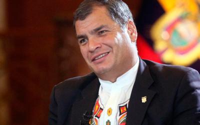 La herencia de Rafael Correa en libertad de expresión cuestionada por Naciones Unidas