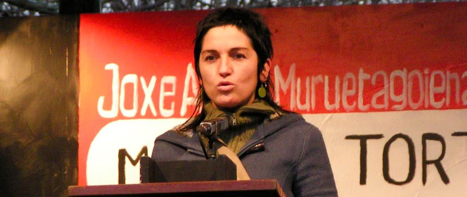 La ONU pide a Suiza no extraditar a España a una militante vasca