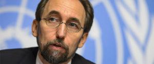 Zeid Ra'ad Al Hussein. Foto: unwatch.org