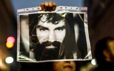 La ONU cerrará el caso sobre la desaparición del argentino Santiago Maldonado
