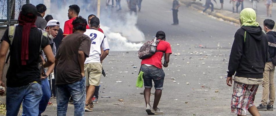 La ONU recomienda una comisión investigadora para los crímenes en Nicaragua