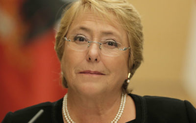 Michelle Bachelet reveló mas represión en Venezuela y pidió fin de sanciones para enfrentar pandemia