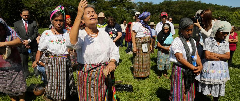 """El Salvador urgido por la ONU a """"garantizar"""" los derechos de indígenas y afrodescendientes"""