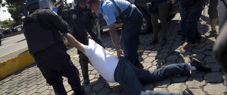 Michelle Bachelet pugna rendición de cuentas sobre la represión en Nicaragua