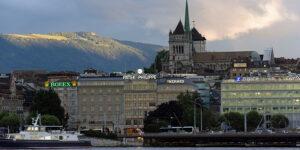 Ginebra, Suiza. Foto: Orbisswiss Photos & Press - Geneva