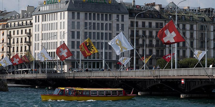 Suiza reglamenta eventos deportivos y culturales contra el coronavirus