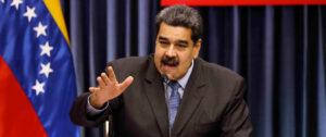 Nicolás Maduro. Foto: infobae.com