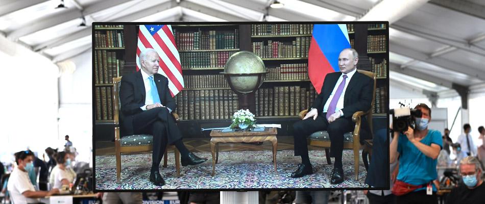 Putin-Biden: la tregua de Ginebra