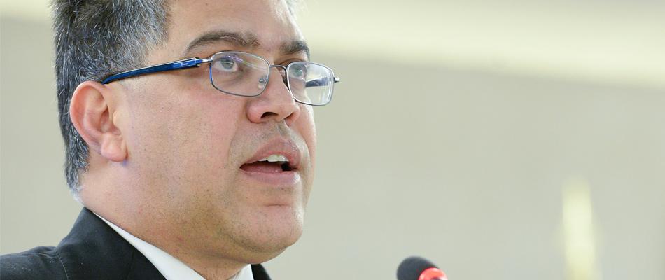 Canciller venezolano denuncia en la ONU un golpe de Estado contra Maduro