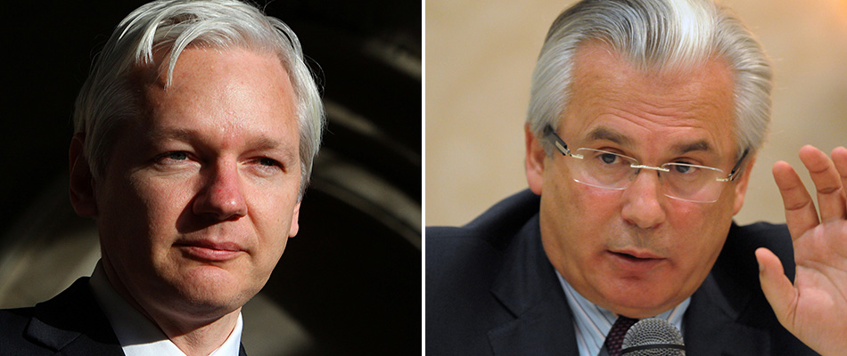 Baltasar Garzón fija condiciones para que Suecia interrogue a Julián Assange en Londres