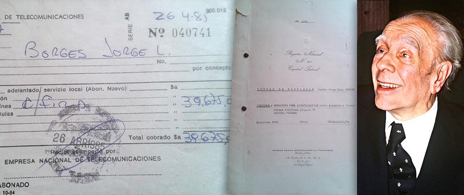 Morir en Ginebra, último destino del escritor Jorge Luis Borges