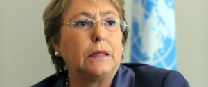 Michelle Bachelet. Foto: Getty Images
