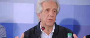 Tabaré Vázquez. Foto: Presidencia de Uruguay