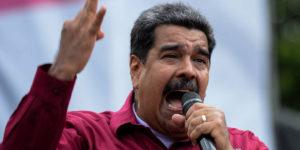 Presidente de Venezuela, Nicolás Maduro. Foto: AFP