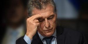 Mauricio Macri. Foto: diario26.com