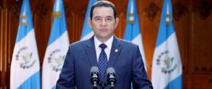 Presidente de Nicaragua, Jimmy Morales. Foto: republica.gt