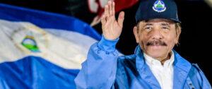 El presidente de Nicaragua, Daniel Ortega INTI OCON / AFP