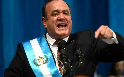 La maquinaria represiva contra los derechos humanos en Guatemala