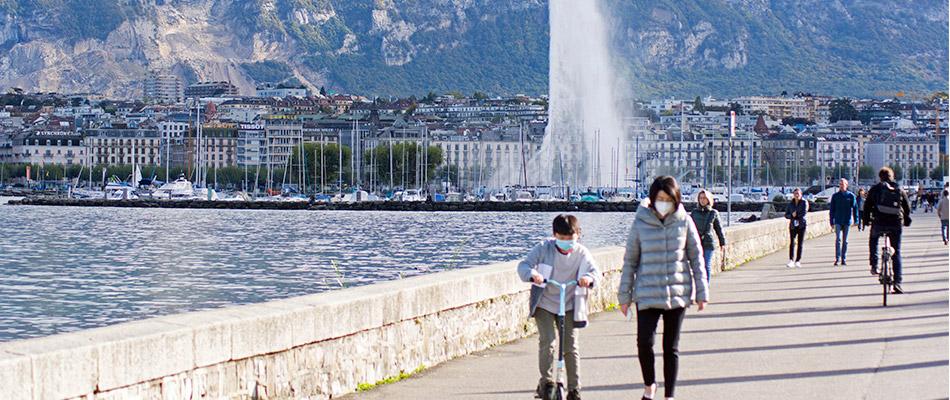 La tercera ola del coronavirus en Suiza posterga salir del semiconfinamiento