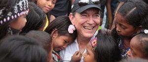 Lauretino Cordizo, presidente de Panamá. Foto: presidencia.gob.pa