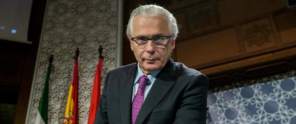 La ONU condenó a España por haber cesado al juez Baltasar Garzón